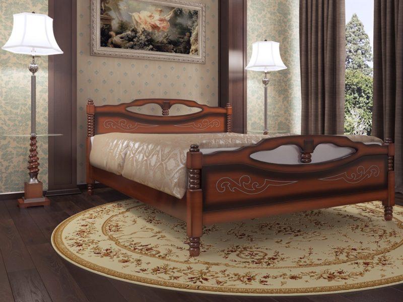 Кровать Елена-4