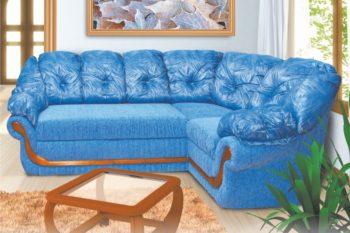 Консул 2 угловой диван