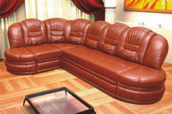 Марс К угловой диван