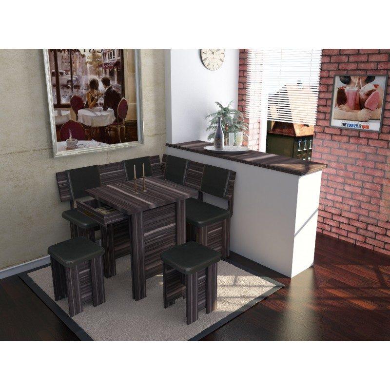 Кухонный уголок Мюнхен мини