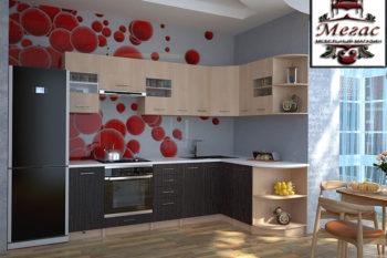 Кухня Модульная кухня Одри