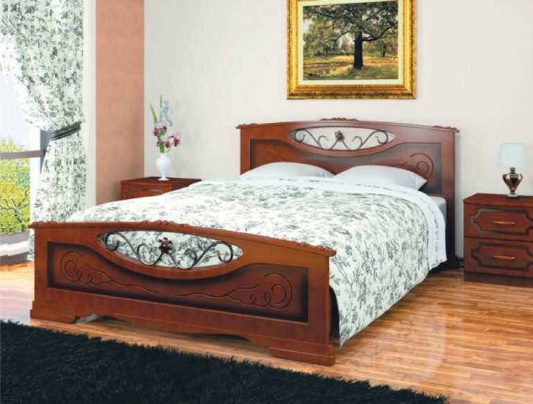 Кровать Елена-5