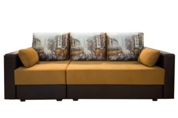 Угловой диван Оливия-2 (с декором)