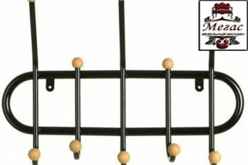 Вешалка настенная СРП-В-11